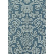 ANNIVERSARY узор Harvard Damask, THIBAUT